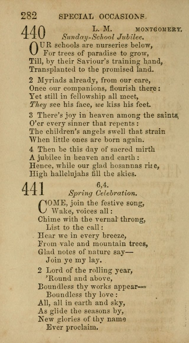Hymns for Schools and Families, Specailly Designed for the Children of the Church page 289