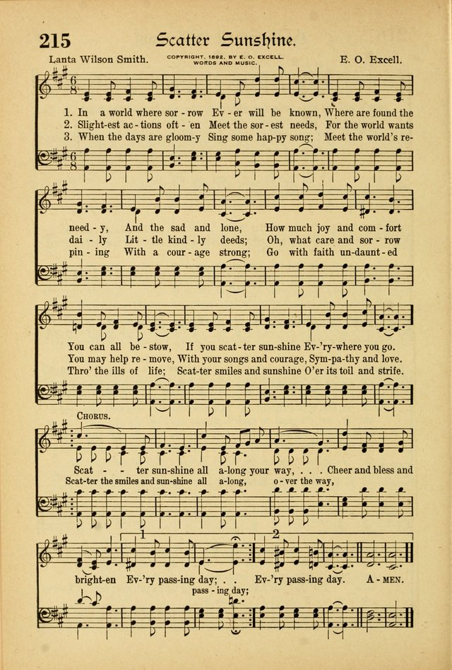 Hymns and Sacred Songs page 187