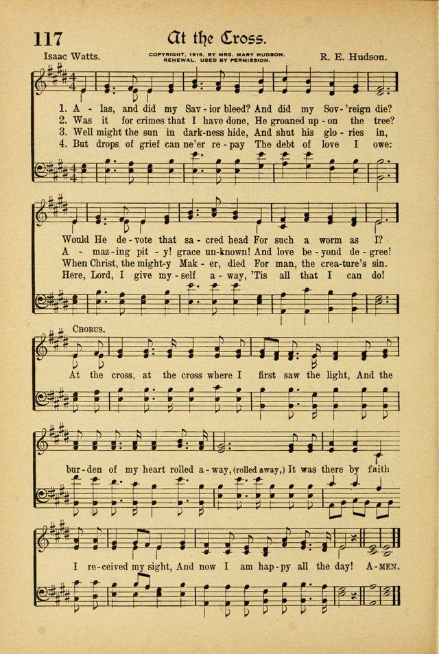 Hymn Songs List