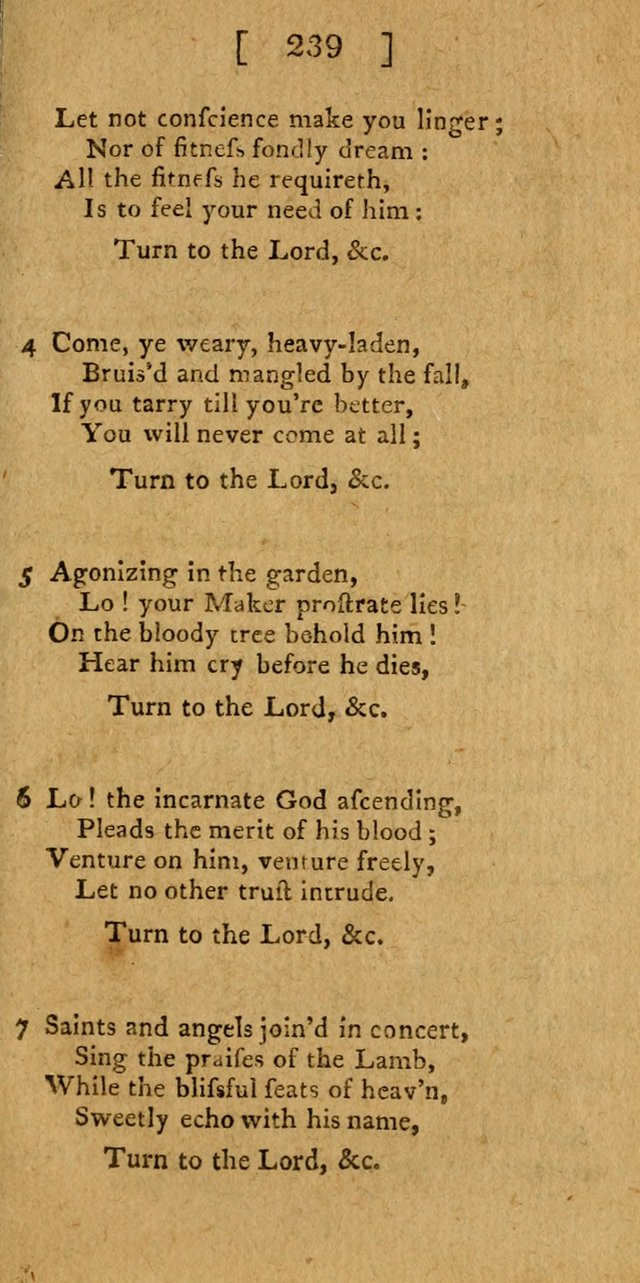Hymns and Spiritual Songs for the use of Christians 238. Come ye ...