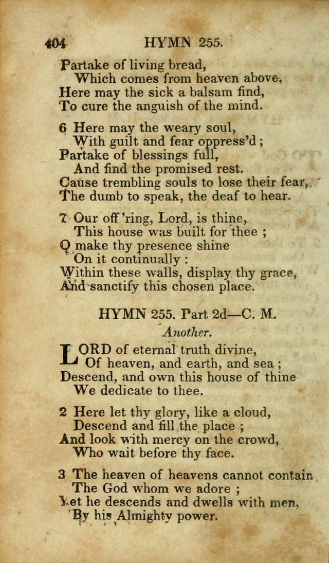 Hymns and Spiritual Songs, Original and Selected, for the Use of Christians. (8th ed.) page 411