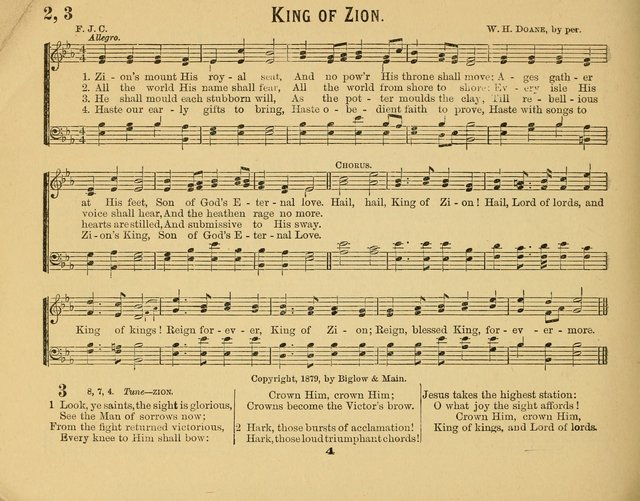 Hymn Service for the Sunday School page 4