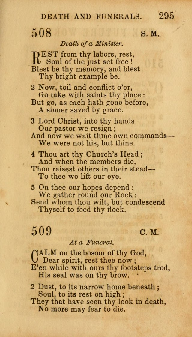 Hymns for Sunday Schools, Youth, and Children page 301