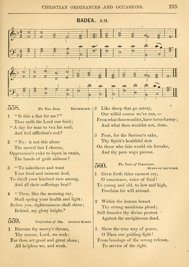 Hymn and Tune Book, for the Church and the Home page 276