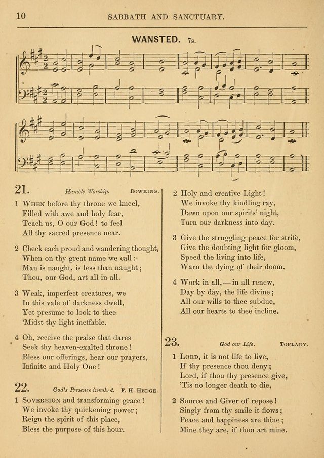 Hymn and Tune Book, for the Church and the Home page 51