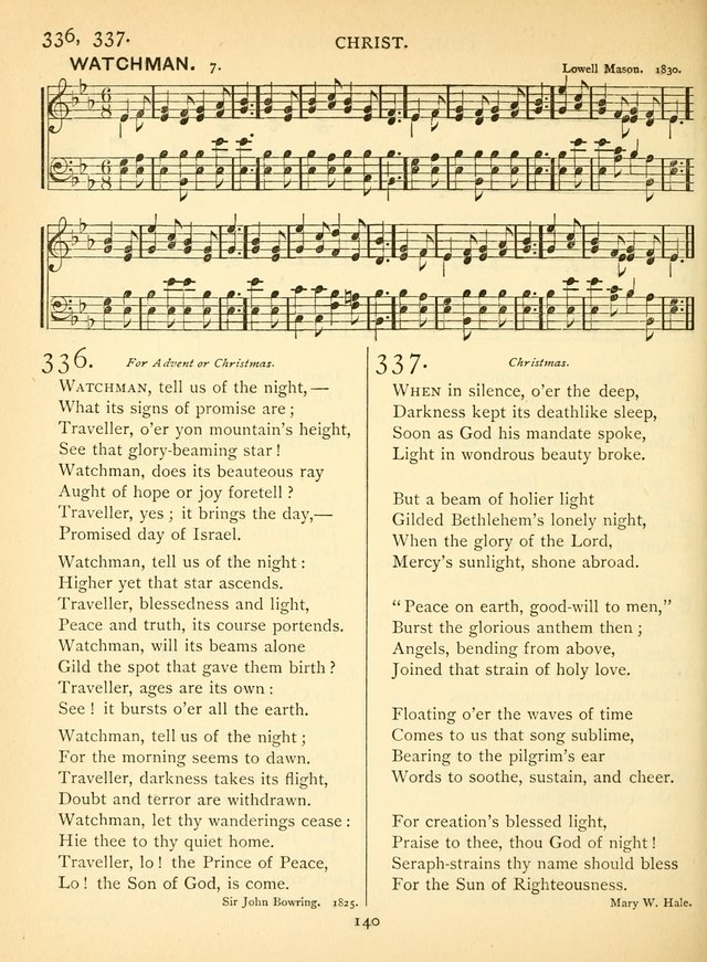 Hymn and Tune Book for the Church and the Home. (Rev. ed.) page 141