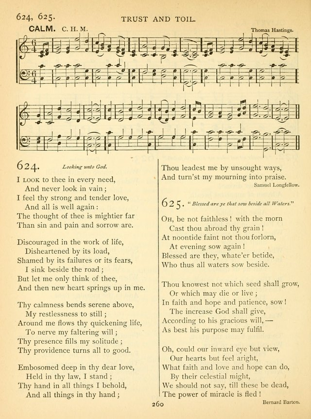 Hymn and Tune Book for the Church and the Home. (Rev. ed.) page 265