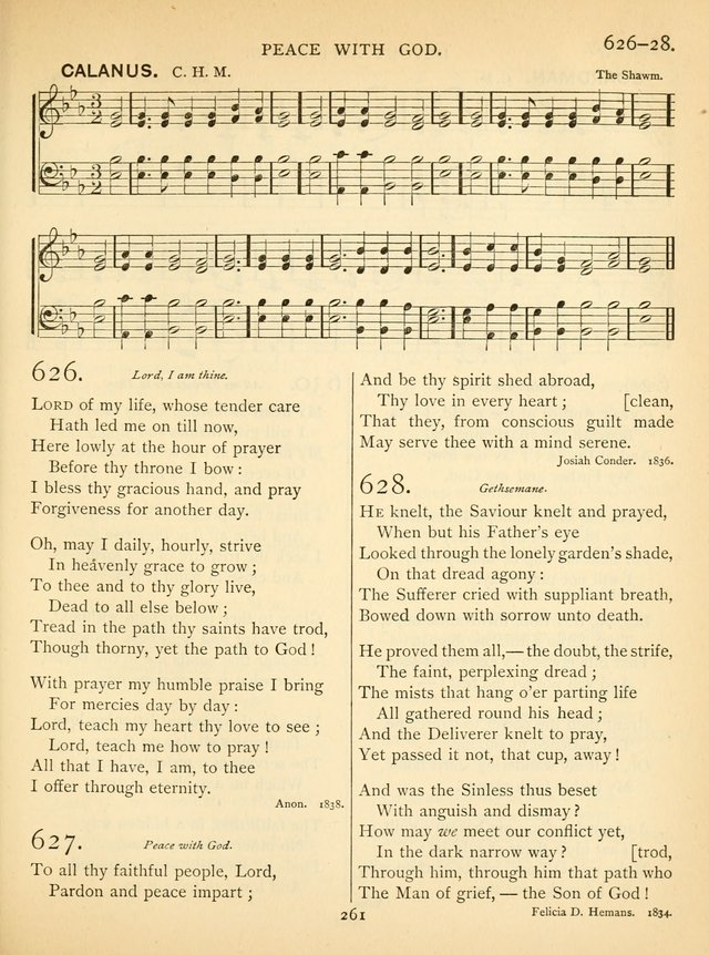 Hymn and Tune Book for the Church and the Home. (Rev. ed.) page 266