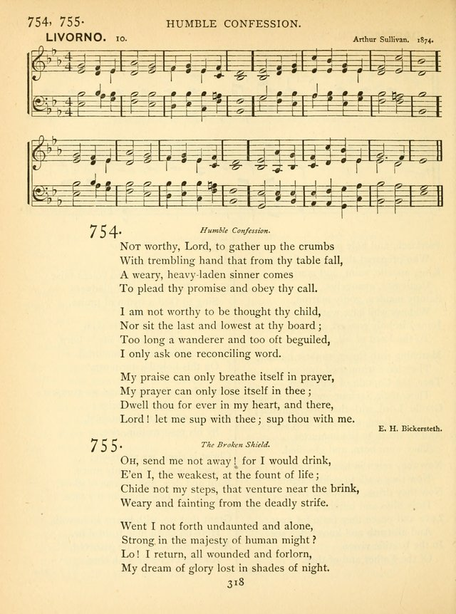 Hymn and Tune Book for the Church and the Home. (Rev. ed.) page 323