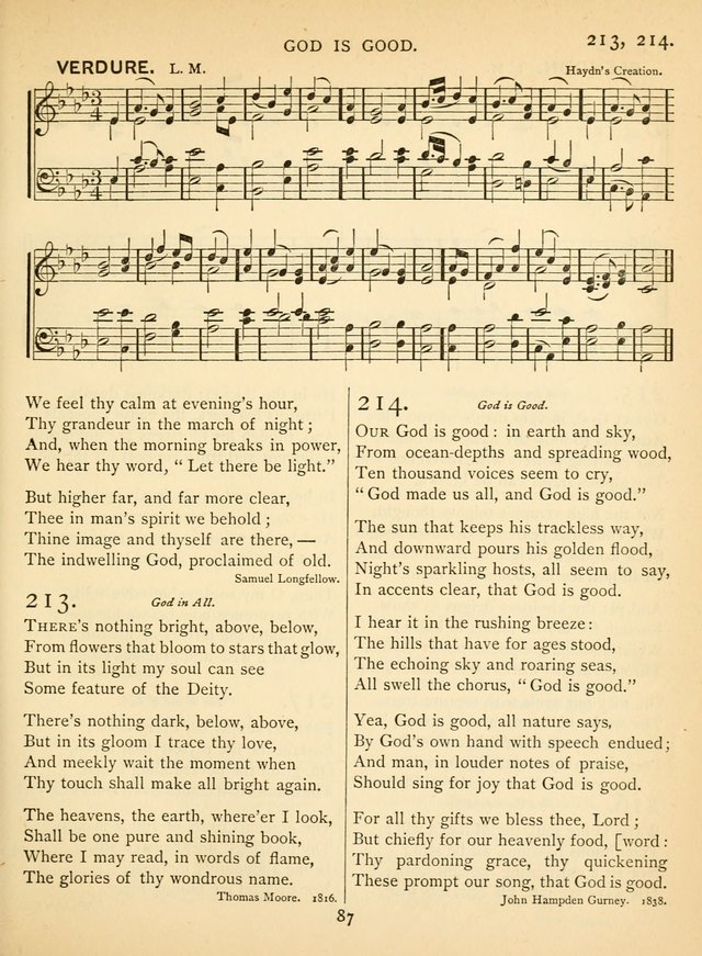 Hymn and Tune Book for the Church and the Home. (Rev. ed.) page 88