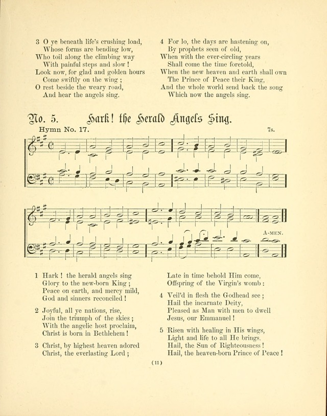 Hymn tunes: being further contributions to the hymnody of the church page 14