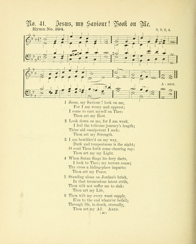 Hymn tunes: being further contributions to the hymnody of the church page 51