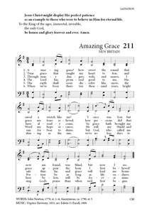 picture regarding Printable Hymns called Outstanding grace! (how cute the good)