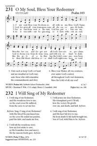I Will Sing Of My Redeemer Hymnaryorg