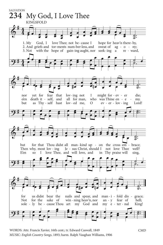 KINGSFOLD   Hymnary.org