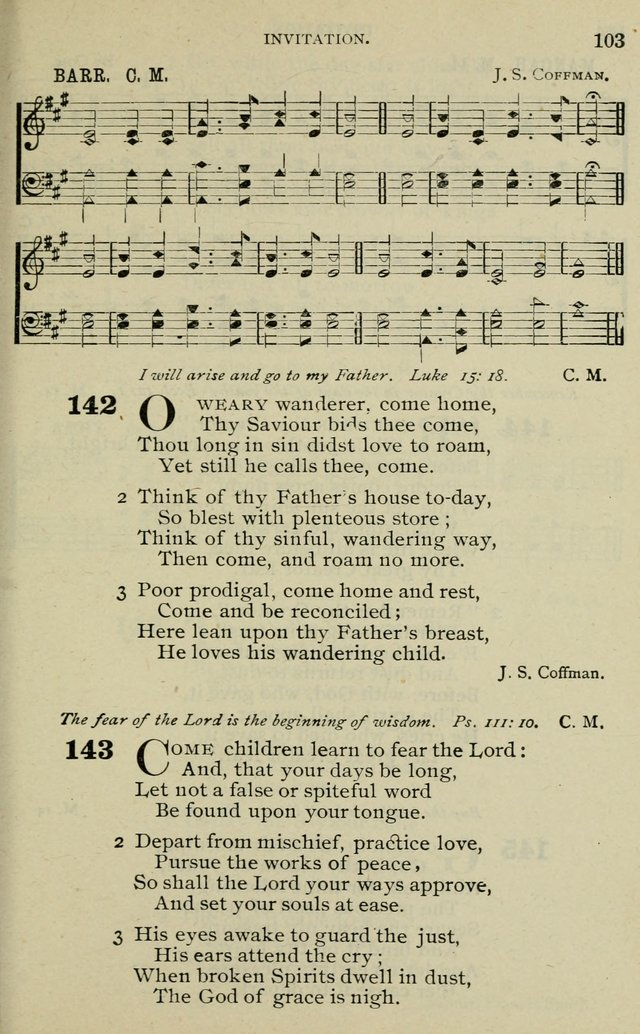 Hymns and Tunes: for Public and Private Worship, and Sunday Schools page 118