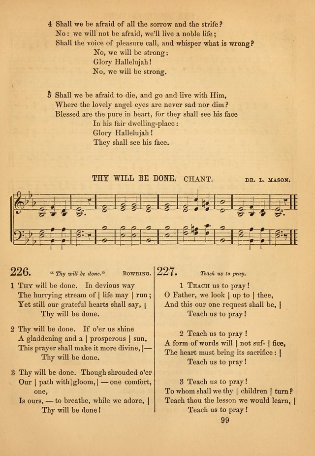 Hymn, Tune, and Service Book for Sunday Schools page 189