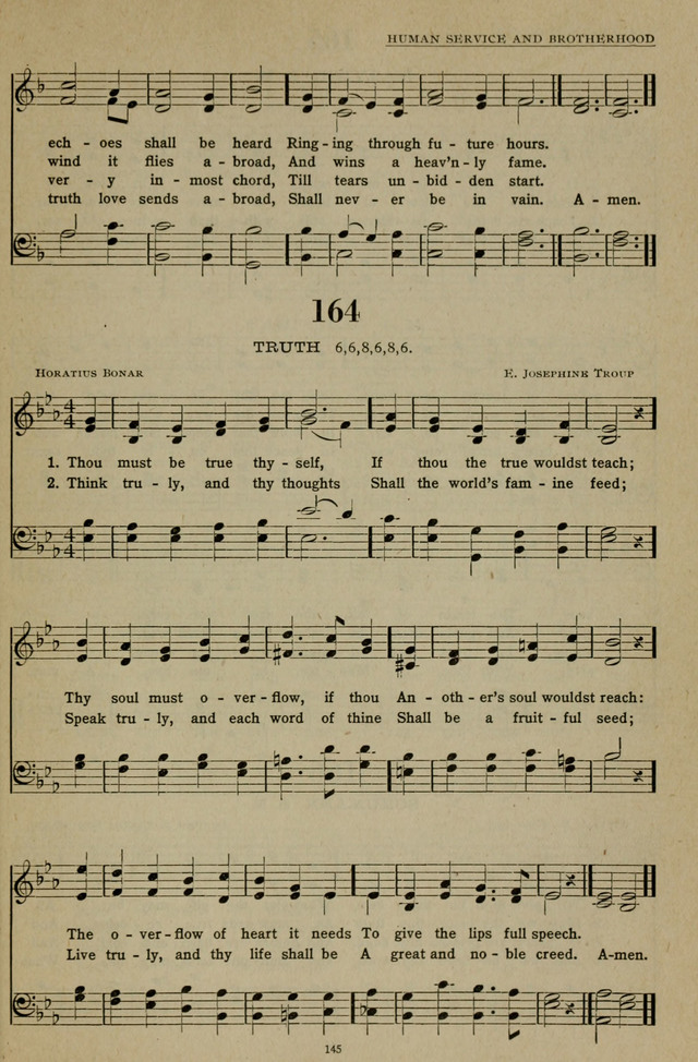 Hymns of the United Church page 145