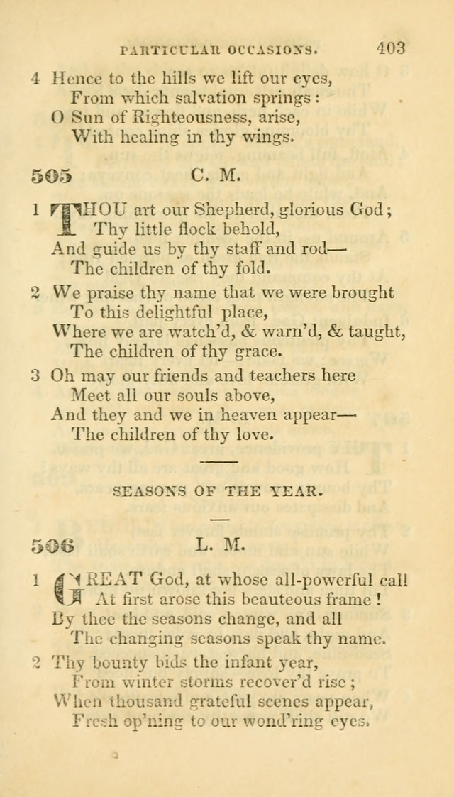 Hymns selected from various authors: for the use of the Evangelical Association, and all lovers of pious devotion (5th ed.) page 415