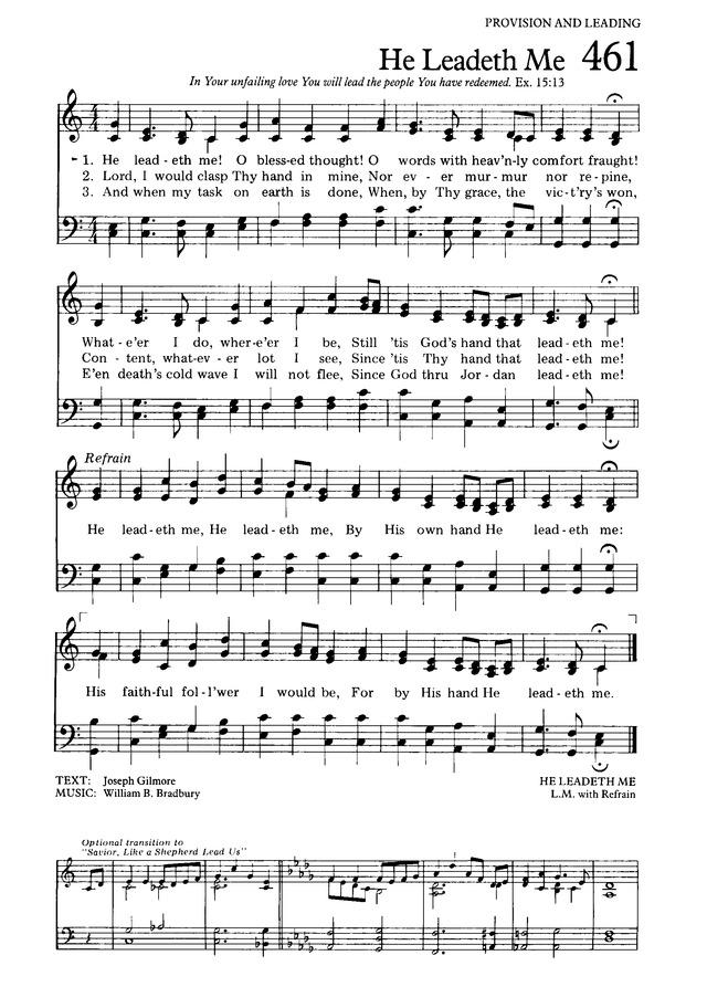 he leadeth me He leadeth me (feat brett harris) 6 be still my soul (feat skylar gudasz &  william taylor) 7 what a friend we have in jesus 8 abide with me (feat.