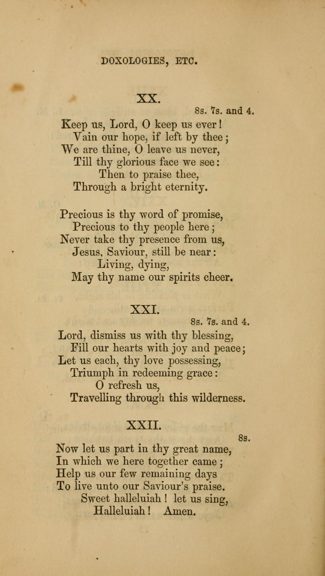 Hymns for the Worship of God: selected and arranged for the congregations connected with the Church of Scotland page 182