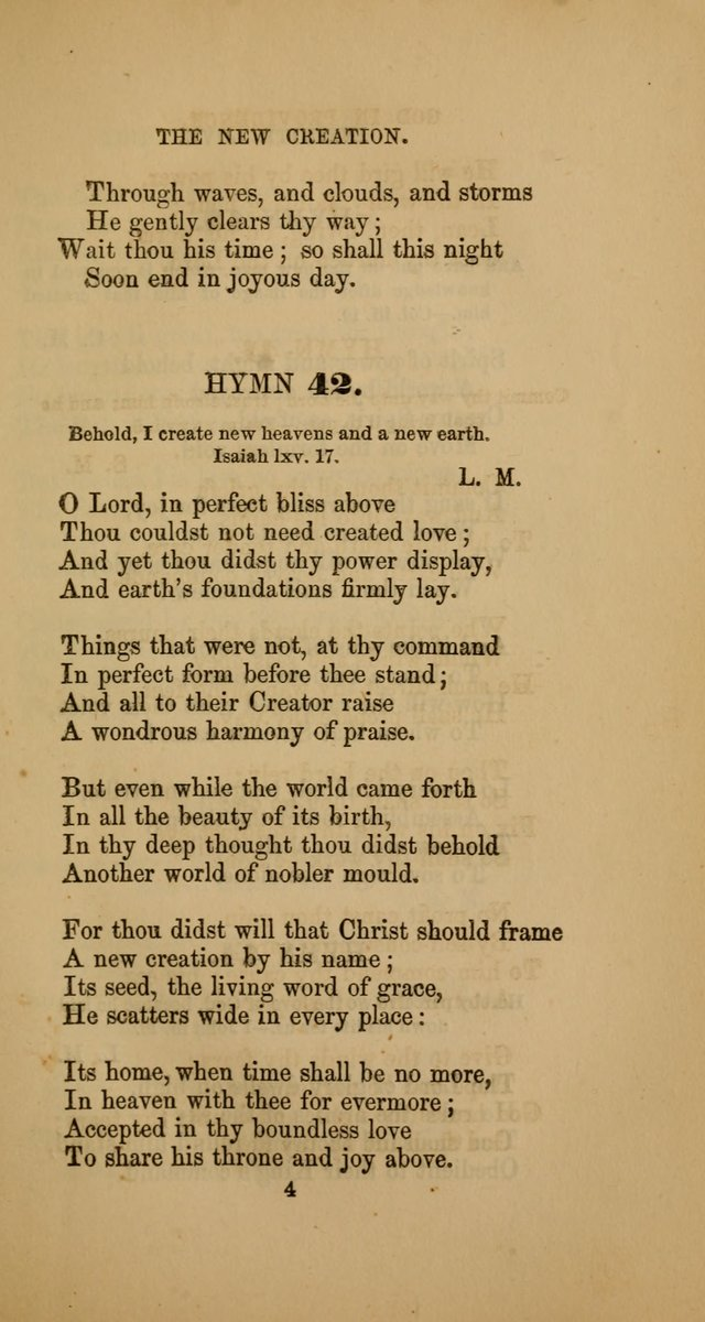 Hymns for the Worship of God: selected and arranged for the congregations connected with the Church of Scotland page 37