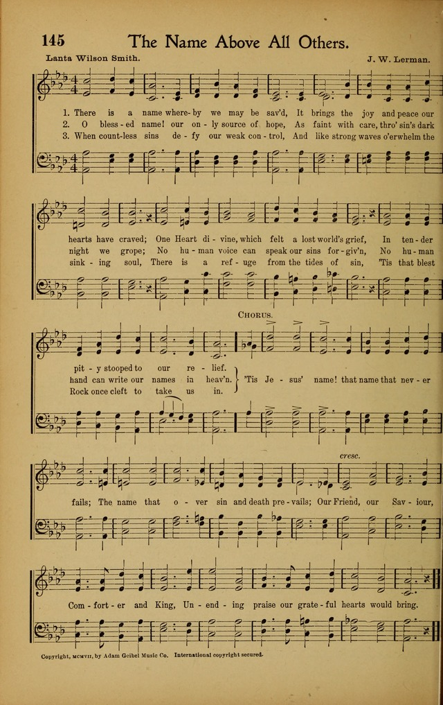 Hymns We Love, for Sunday Schools and All Devotional Meetings page 140