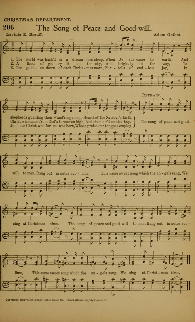 Hymns We Love, for Sunday Schools and All Devotional Meetings page 185
