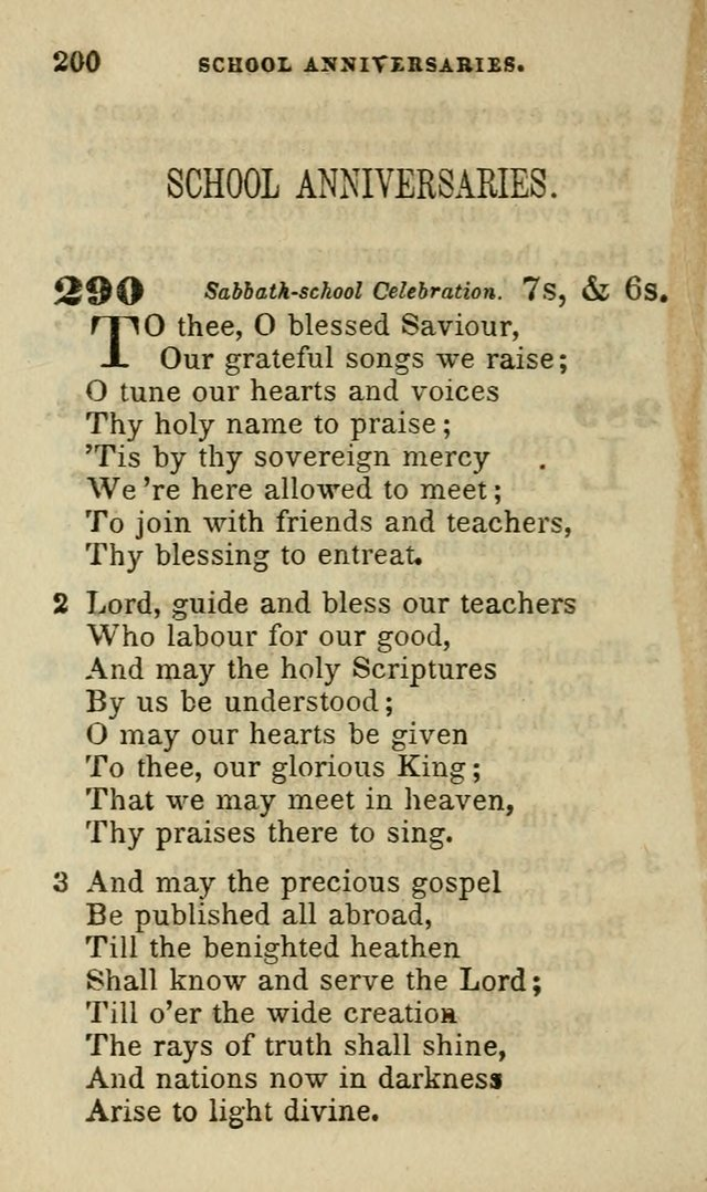 Hymns for Youth, Suitable to be Used in Sabbath and Parochial Schools page 211