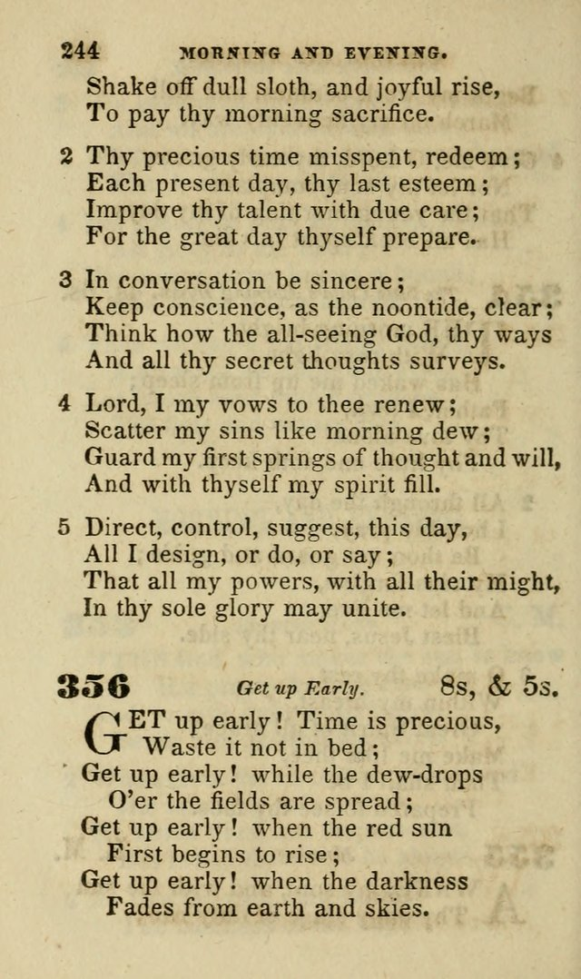 Hymns for Youth, Suitable to be Used in Sabbath and Parochial Schools page 255