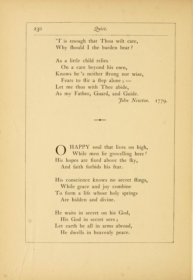 Hymns of the Ages (3rd series) page 230