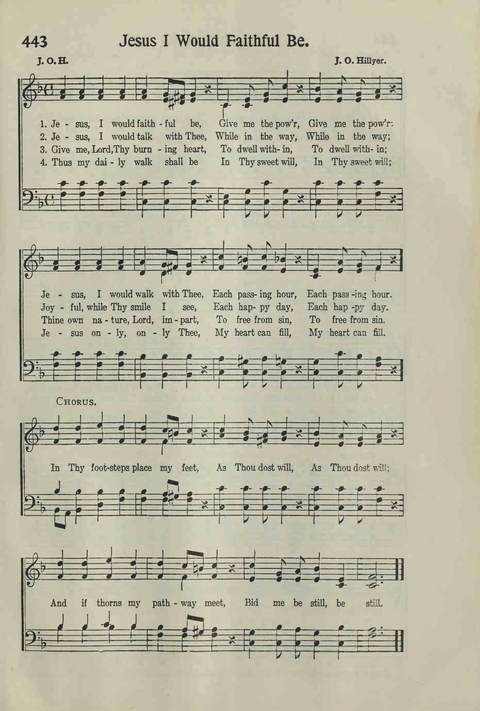 Hymns of the Christian Life page 383