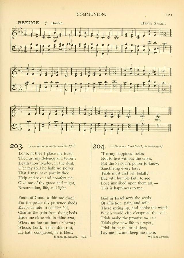 Hymns of the Church Universal page 136