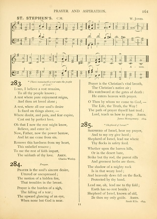 Hymns of the Church Universal page 176
