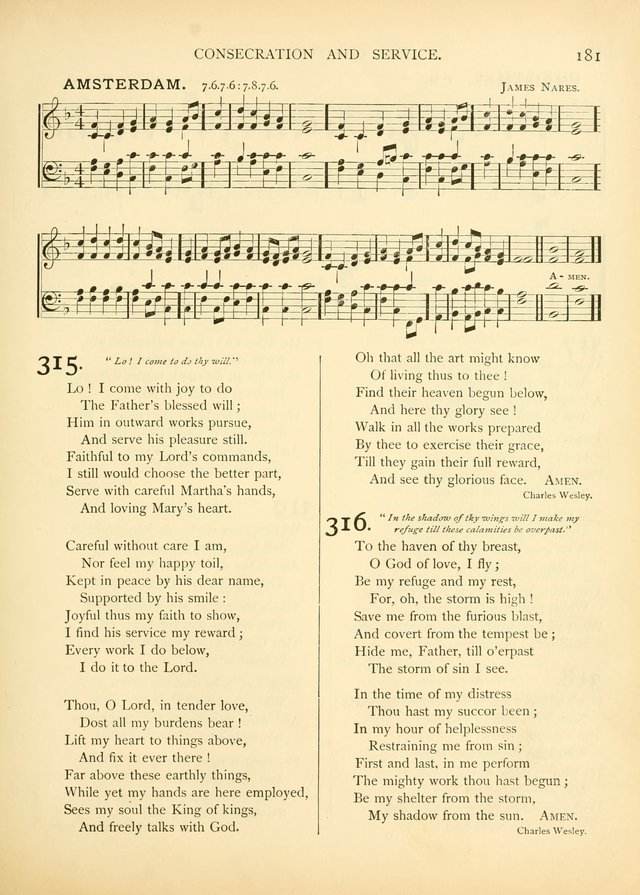 Hymns of the Church Universal page 196