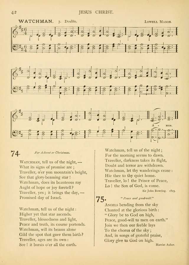 Hymns of the Church Universal page 57