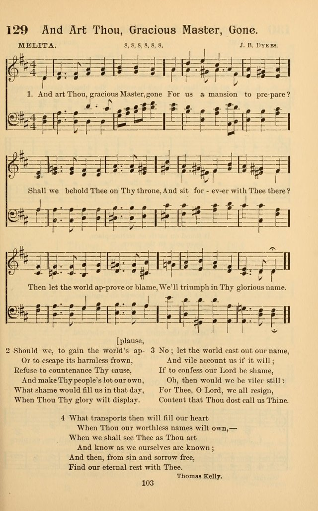 Hymns of Grace and Truth page 110