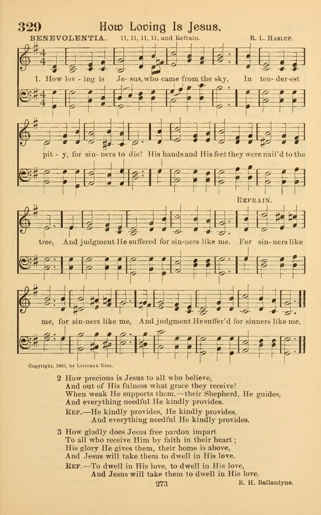 Hymns of Grace and Truth page 282
