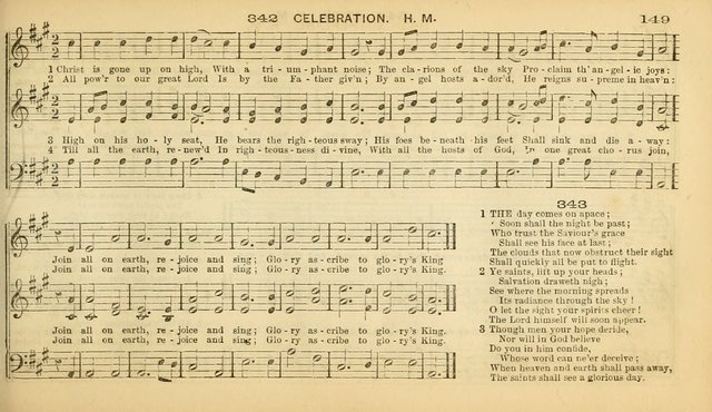 "Hymns of the ""Jubilee Harp"" page 154"