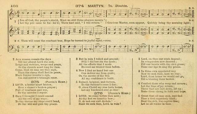 "Hymns of the ""Jubilee Harp"" page 171"