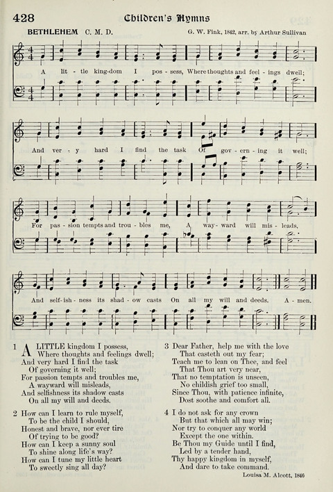 Hymns of the Kingdom of God page 419