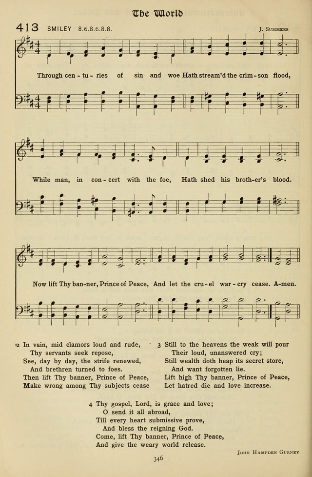 The Hymnal of Praise page 347