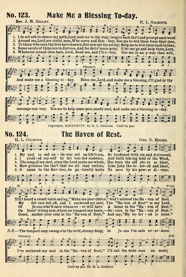 Make me a blessing today   Hymnary.org