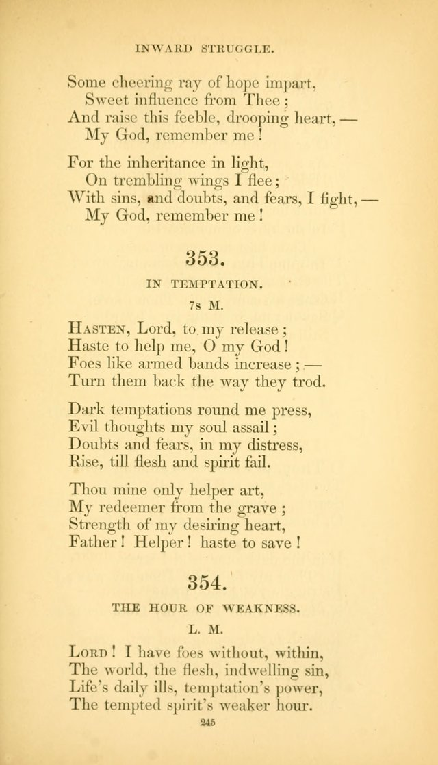 Hymns of the Spirit page 253