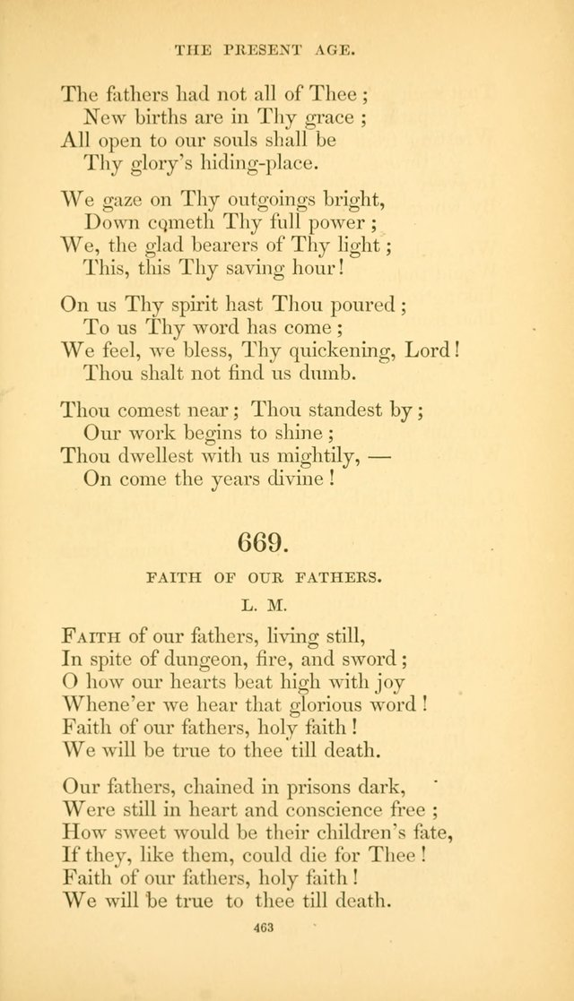 Hymns of the Spirit page 471