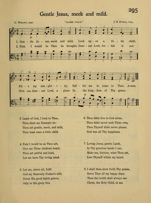 Hymn/Song Information