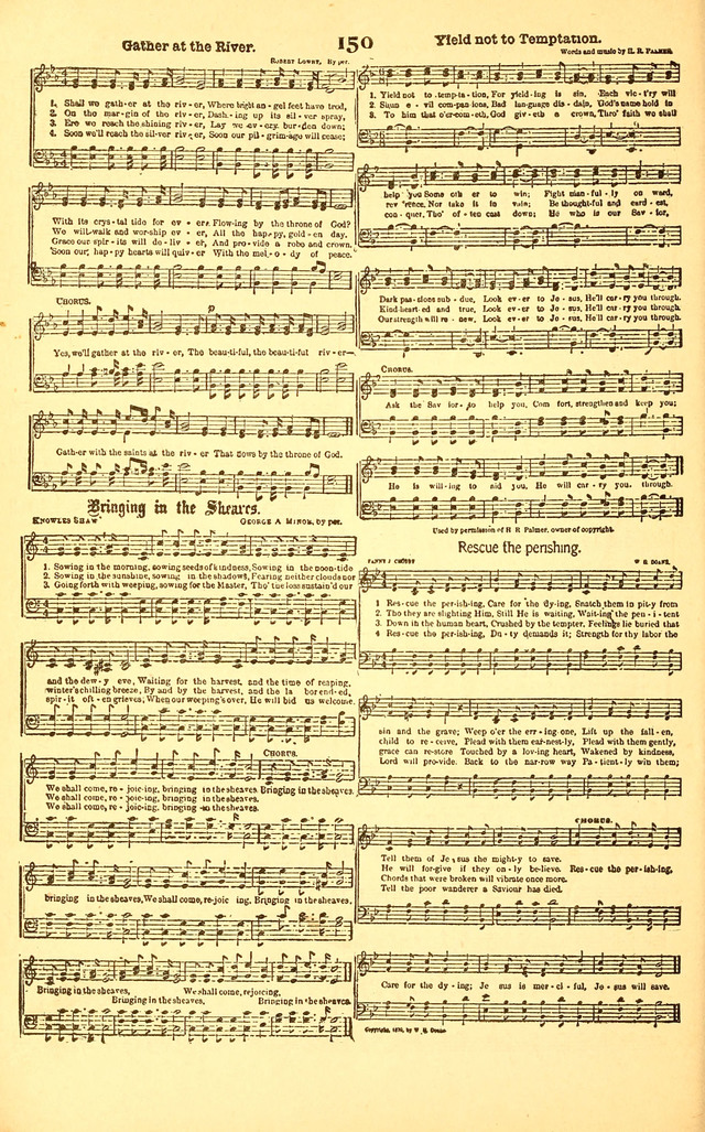 International Gospel Hymns and Songs 150a  Shall we gather at the