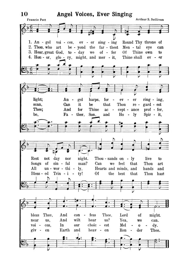 Inspiring Hymns page 10
