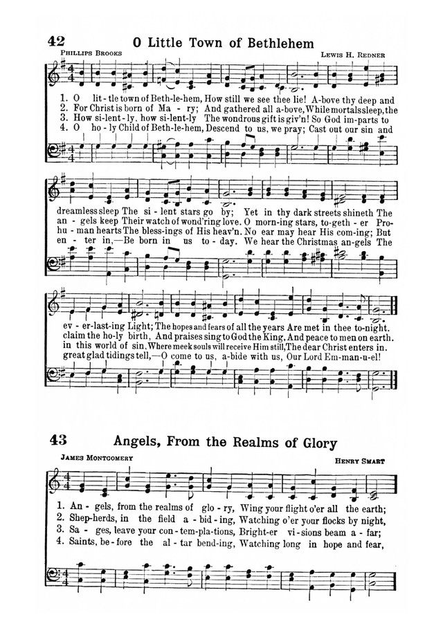 Inspiring Hymns page 38