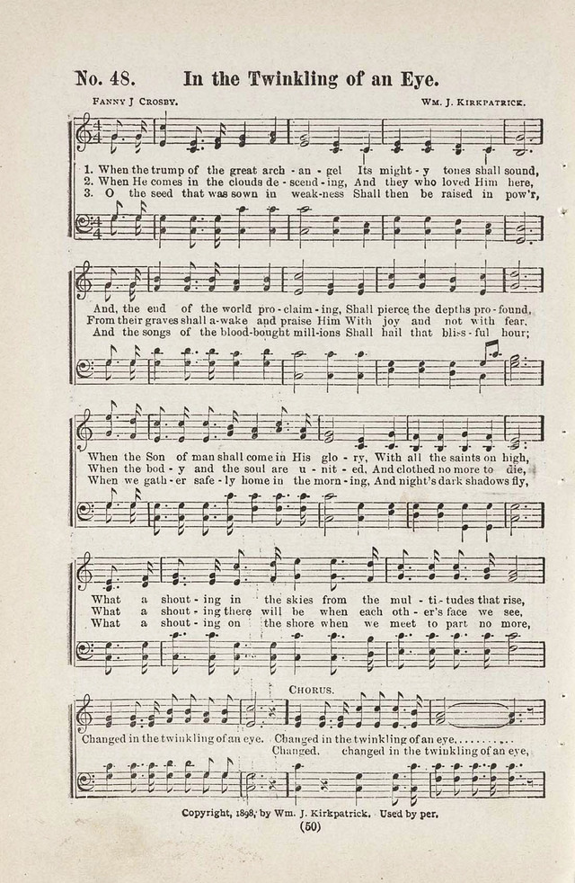 The Joy Bells of Canaan or Burning Bush Songs No. 2 page 48